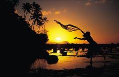 Fishing at the Westin Denarau Island, Fiji