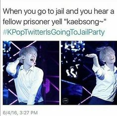 Why is it always in a jail.>> because that's where we'll be yeheting