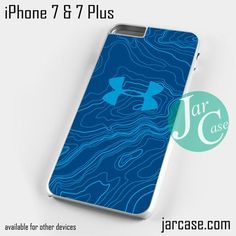 under armour iphone 7 case. under armour yp design 2 phone case for iphone 7 and plus iphone