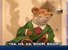 "The Basil Brush Show | 17 Kids Shows That'll Make All Aussies Shout ""HOLY FUCK, I REMEMBER THAT"""