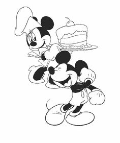 Mickey Mouse Clubhouse Coloring Pages to Print