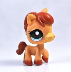 Littlest Pet Shop Horse Collection Child Girl Figure Cute Toy Loose LPS568