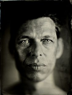 Alex Timmerman - wet plate- collodion mix