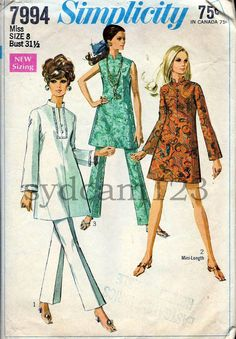 Mod Pattern from the 60's