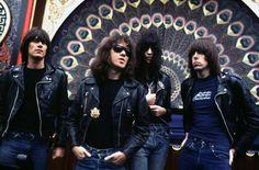 Photo of Ramones 3 Ramones Tivoli Gardens Copenhagen June 1977 Joey Ramone, Ramones, Punk Rock, Rocket To Russia, Gabba Gabba, The Strokes, Arctic Monkeys, Great Bands, Soccer