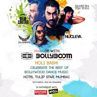 India, 28 th  February 2017  - Bollyboom, the world's first and biggest Bollywood electro-music festival is gearing up for its second ed...