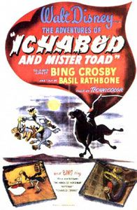 1949: The Adventures of Ichabod and Mr. Toad