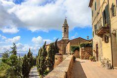 #Pienza in #Toscana è una delle tappe da non dimenticare durante un tour! #toscany #italy #landscape