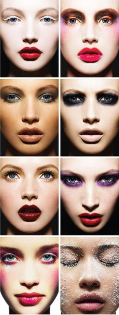 inspiration. frosty, candlelight or fireside makeup. Get your festive look.
