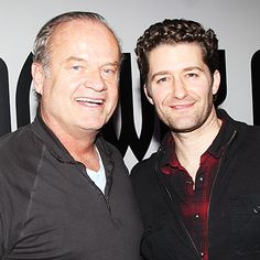 Matthew Morrison, Kelsey Grammer & the Finding Neverland Team Fly to Broadway.com Headquarters | Broadway Buzz | Broadway.com