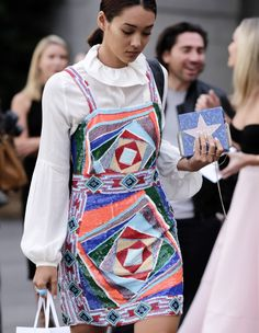 Layering Ideas to Steal From Street Style Stars | StyleCaster