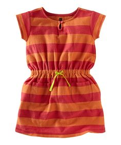 Take a look at this Orchard Cape Point Beach Dress - Infant, Toddler & Girls on zulily today!