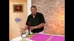 Hermenegildo Zampar- Bienvenidas TV - Explica correcciones de falda.