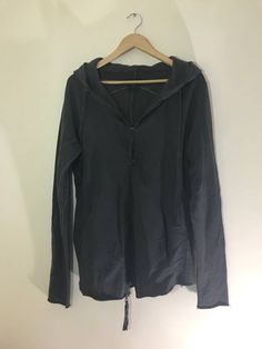 351111906056 Thom Krom Hoodie Size US M   EU 48-50   2 Nike Jacket