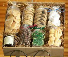 Sisson's Main Street Specialties: Taste of Leelanau Box  filled with deliciousness! Leland, MI