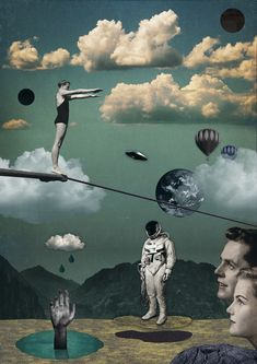 ALIEN_ation is collage project about the lonely place