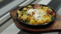 Potato Chorizo Hash