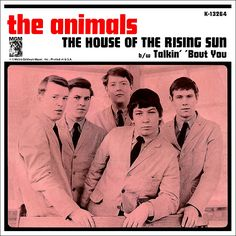 The Animals - US Single 1965