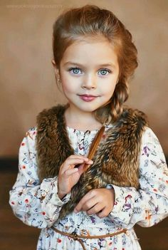 The most pretty little girl ever