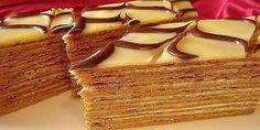 Медовик без масла — легкий и неимоверно вкусный | Эксклюзивные шедевры кулинарии.