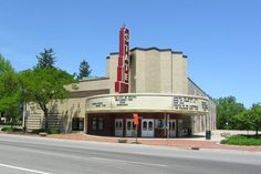 State Wayne Theater. Spent much of my childhood here.