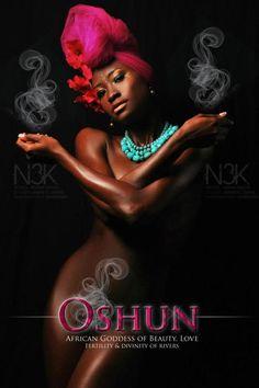 yoruba orisha   Complexitii...   sinuousmag: Yorùbá African Orishas Photography...