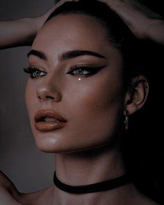 Cute Makeup, Glam Makeup, Makeup Inspo, Makeup Inspiration, Makeup Tips, Makeup Looks, Hair Makeup, Aesthetic Women, Bad Girl Aesthetic