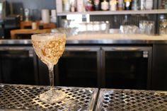 The Brandy Crusta - Hennessy Fine De Cognac, Grand Marnier, Luxardo Maraschino and Fresh Lemon Juice