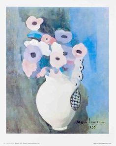 Marie Laurencin Art for Sale Georges Braque, Art Moderne, French Artists, Large Art, Female Art, Art For Sale, Flower Art, Find Art, Framed Artwork