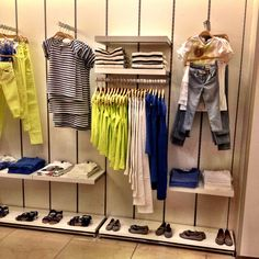 More of ZARA Kids Basingstoke - such good merchandising and beautiful product!