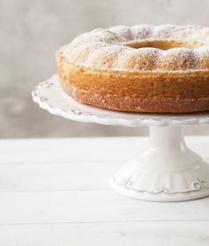 Caprin sitruunakakku | | Soppa365 Vanilla Cake, Capri, Desserts, Recipes, Food, Tailgate Desserts, Deserts, Essen, Postres