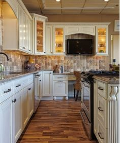 The Solid Wood Cabinet Cou0027s U0027Cabinet Designs 4u0027 Portfolio   Home And Garden  Design