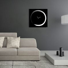 S_Enso Wall Clock Magnetic Board