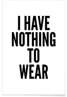 wear - Mottos by Sinan Saydik - Premium Poster - Ideen rund ums Haus - Typography Fashion Typography, Typography Prints, Typography Poster, Fashion Words, Fashion Quotes, Fashion Slogans, Foto Poster, Poster Wall, Poster Poster