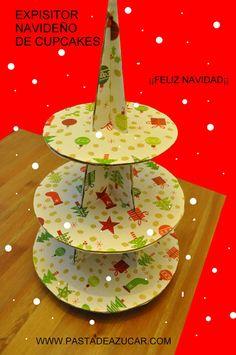 Pasta de Azucar: Expositor Navideño y el resultado del concurso....