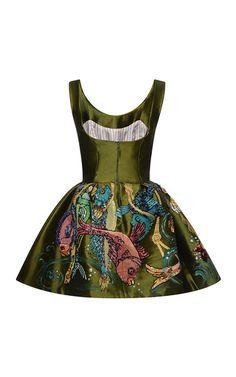 Restante Short Bustier Dress by STELLA JEAN for Preorder on Moda Operandi