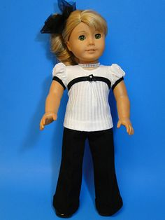 FASHIONABLE BlousesTunics  for American girl by Valenciacreations, $12.49