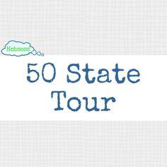 50 state tour travel on pinterest 50 states us states