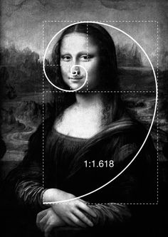 Mona Lisa and Golden Ratio. Mona Lisa (also known as La Gioconda or La Joconde) is a century portrait painted in oil on a poplar panel by Leonardo da Vinci during the Italian Renaissance. The work is owned by the Government of France and is on. Mona Lisa, Divine Proportion, The Golden Mean, Golden Mean Ratio, Golden Ratio In Nature, Fibonacci Spiral, Fibonacci Sequence Art, Fibonacci Number, Fibonacci Golden Ratio