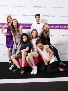 GLAMOUR SALES SOIREE PHOTO-CALL