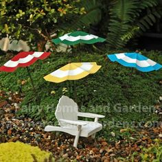 Whimsical Garden Bench For Your Fairy Garden. | Fairy Garden Accessories |  Pinterest | Gardens, Ps And Fairies