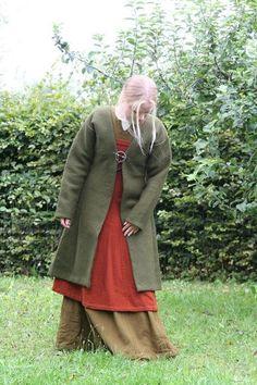 Viking female caftan. By Maja Satz