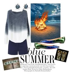 """""""Summer Night"""" by basakb ❤ liked on Polyvore featuring L'Agence, Posh Girl, women's clothing, women's fashion, women, female, woman, misses and juniors"""