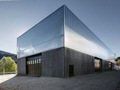 Riqualificazione Area industriale Persico spa, Nembro, Francesco Adobati Architetto