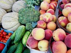 livestrong: fruits and veggies