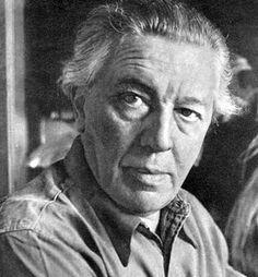 André Bretón va ser el creador del moviment de l'expressionisme abstracte.