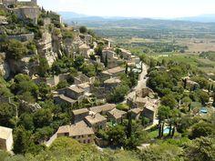 Gordes. La Provence