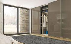 Built-in Rim closet system finished in Mocca Star by Hans Krug Interior Concept, Closet System, Wardrobe Closet, Wardrobes, It Is Finished, Building, Furniture, Closets, Design