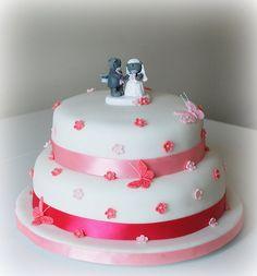 Tatty teddy cake