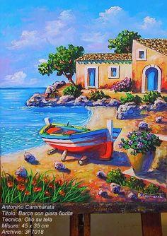 Watercolor Landscape, Landscape Art, Landscape Paintings, Watercolor Paintings, Easy Canvas Art, Easy Canvas Painting, Dancing Drawings, Art Drawings, Canvas And Cocktails